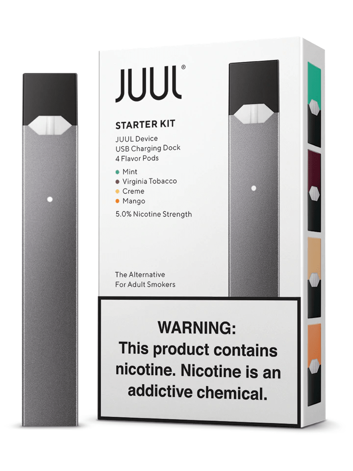 JUUL Starter Kit | Price Point NY | 4 Pod Pack | Multipack