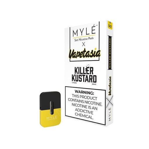 MYLE x VAPETASIA KILLER KUSTARD | PRICE POINT NY