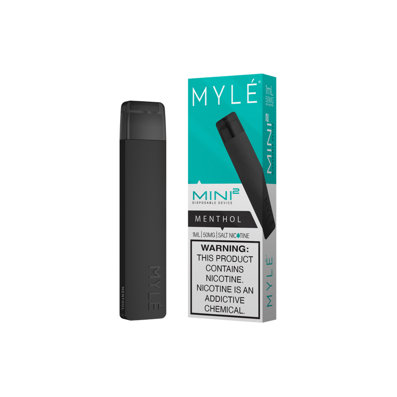 MYLE SLIM - MENTHOL | PRICE POINT NY