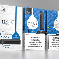 MYLE Mini Disposable Pods