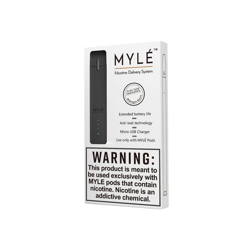 MYLE Device - Myle Midnight Black - MYLE