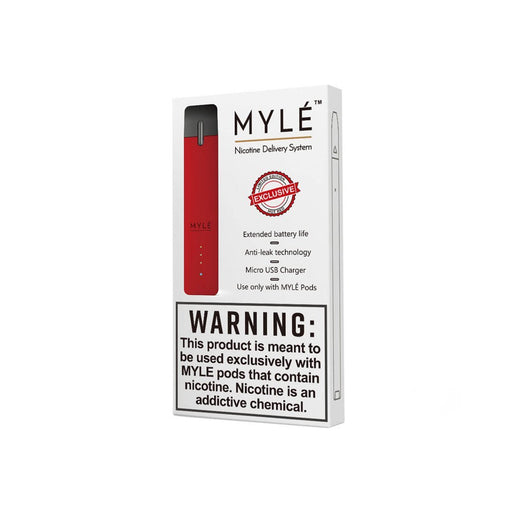MYLE Vape - MYLE Device - Hot Red (Limited Edition)