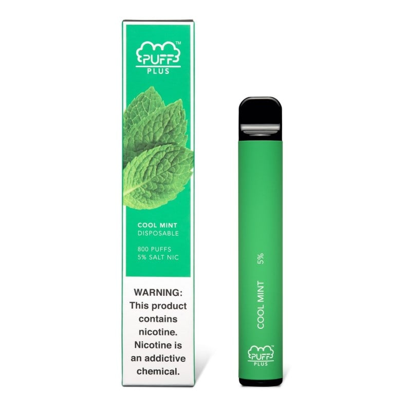 PUFF PLUS COOL MINT