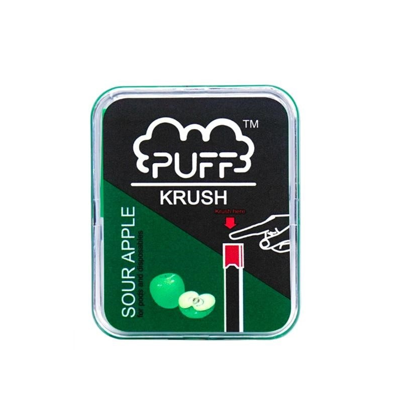 PUFF KRUSH - SOUR APPLE | PRICE POINT NY