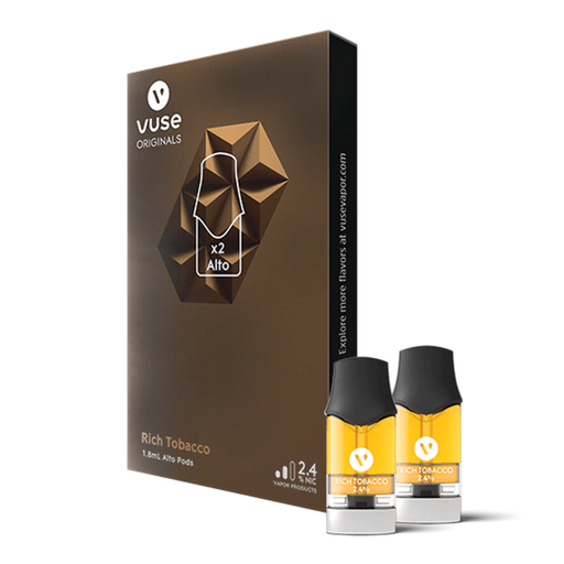 VUSE Alto Rich Tobacco Pods | Price Point NY