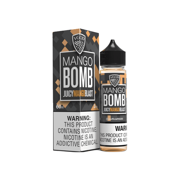 VGOD Mango Bomb | 60mL | eLiquid | Price Point NY
