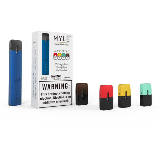MYLE - MYLE Starter Kit - Royal Blue