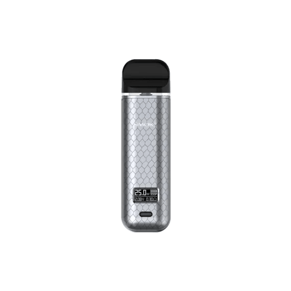 SMOK NOVO X SILVER COBRA | PRICE POINT NY