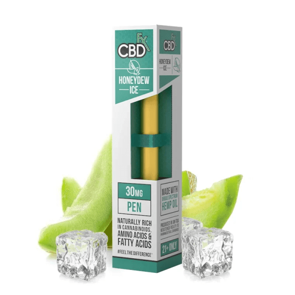 CBDfx CBD Vape Pen - Honeydew Ice | 30mg | Price Price NY