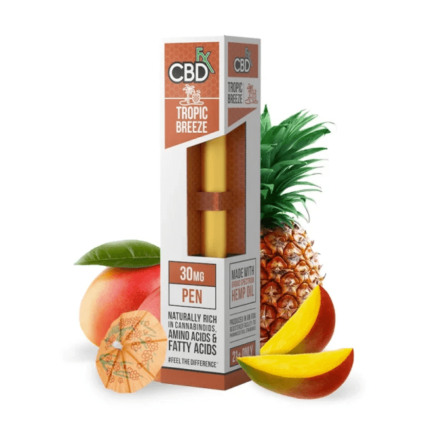 CBDfx CBD Vape Pen - Tropic Breeze | 30mg | Price Price NY