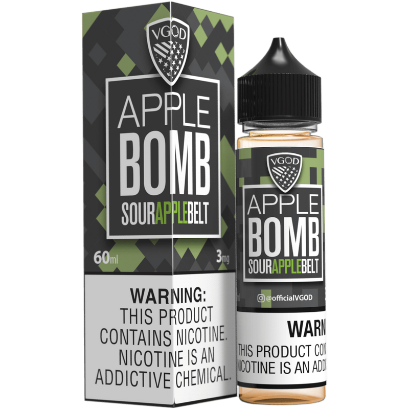 VGOD Apple Bomb | 60mL | eLiquid | Price Point NY