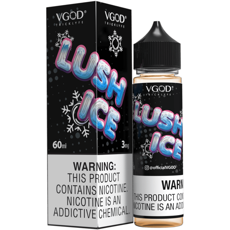 VGOD Lush Ice | 60mL | eLiquid | Price Point NY