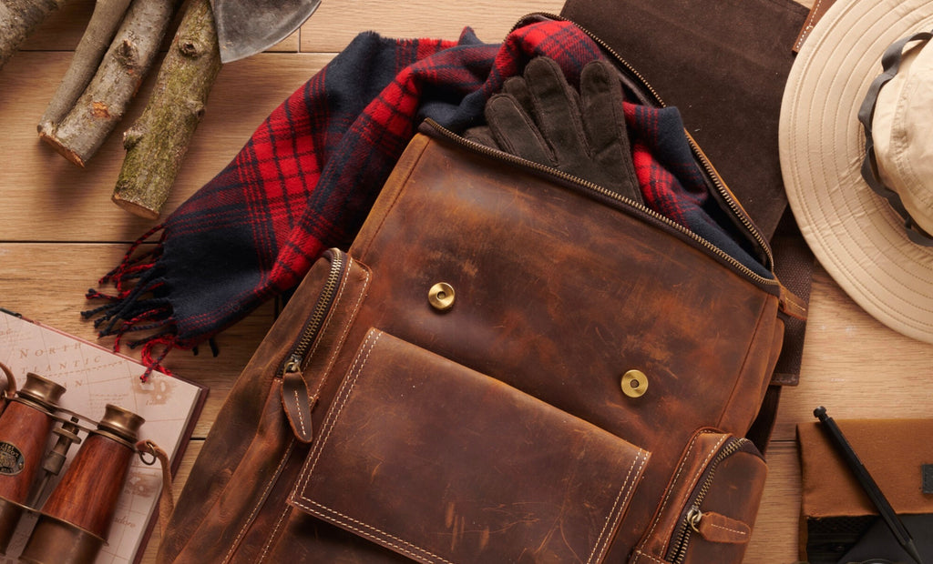 How To Store Leather Backpack