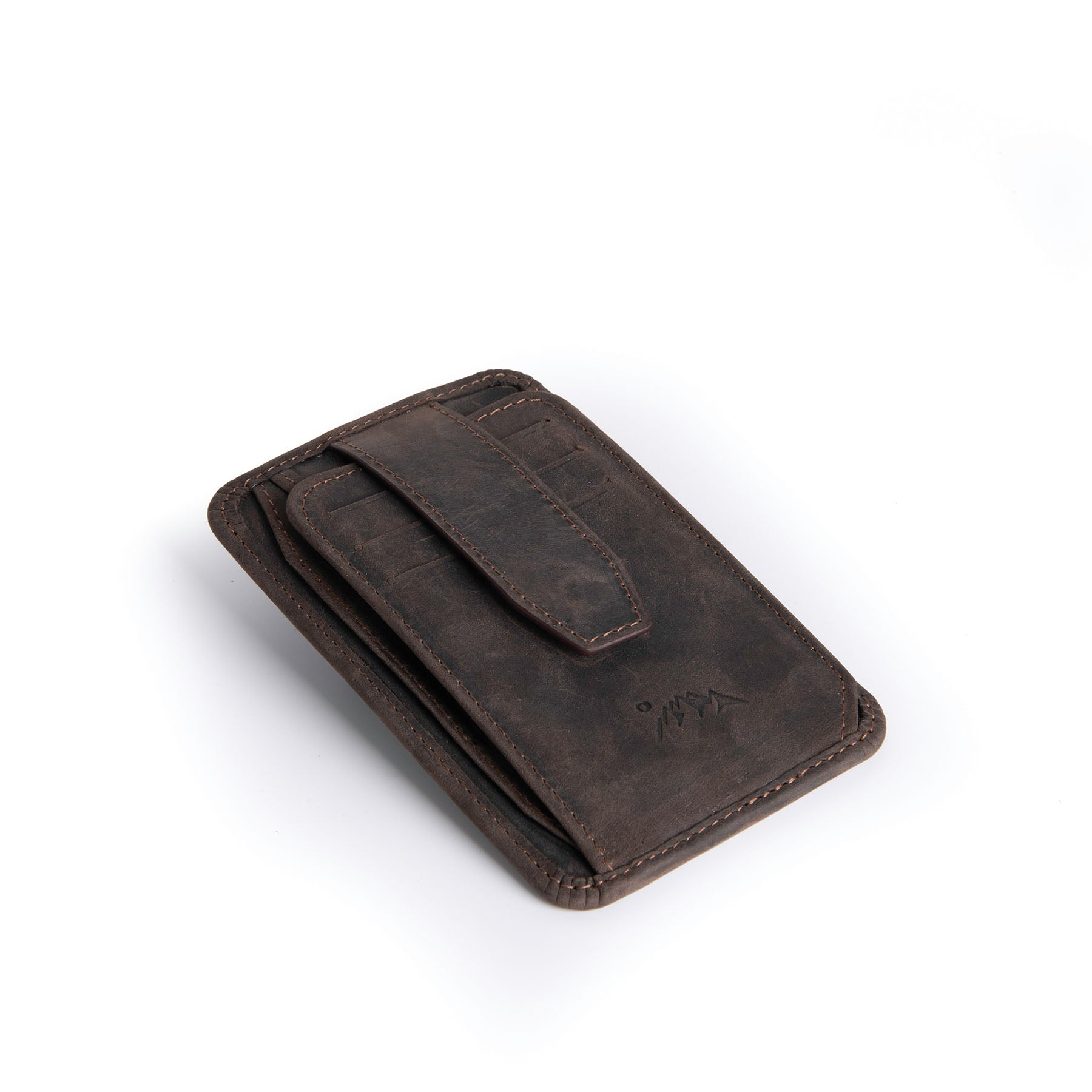 Canyon Leather Wallet - Chestnut 2