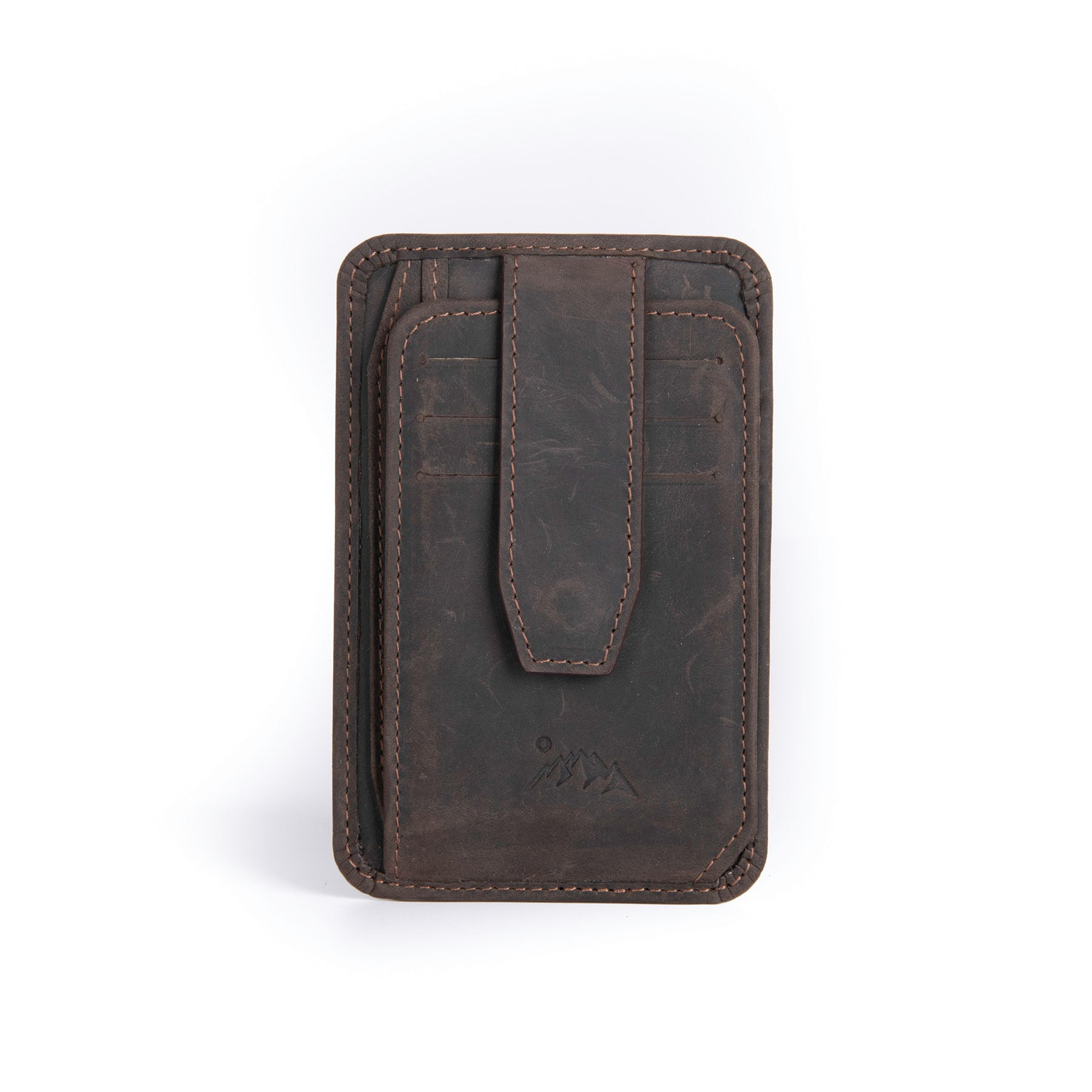 Canyon Leather Wallet - Chestnut 1