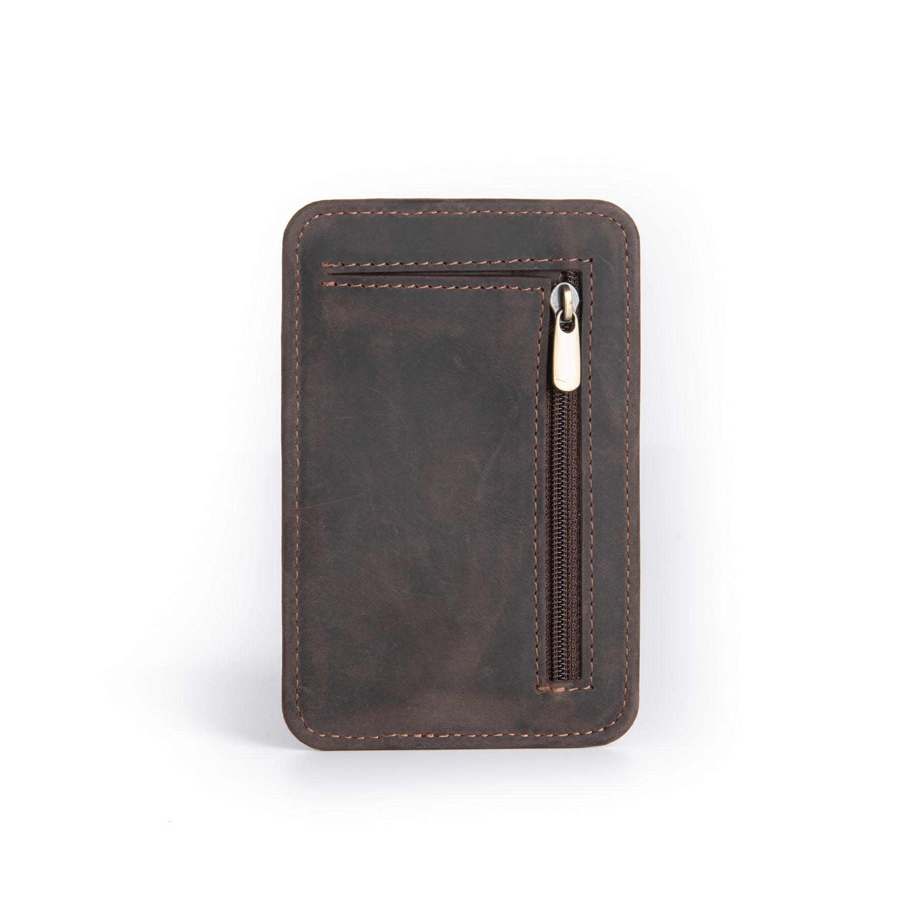 Canyon Leather Wallet - Chestnut 3