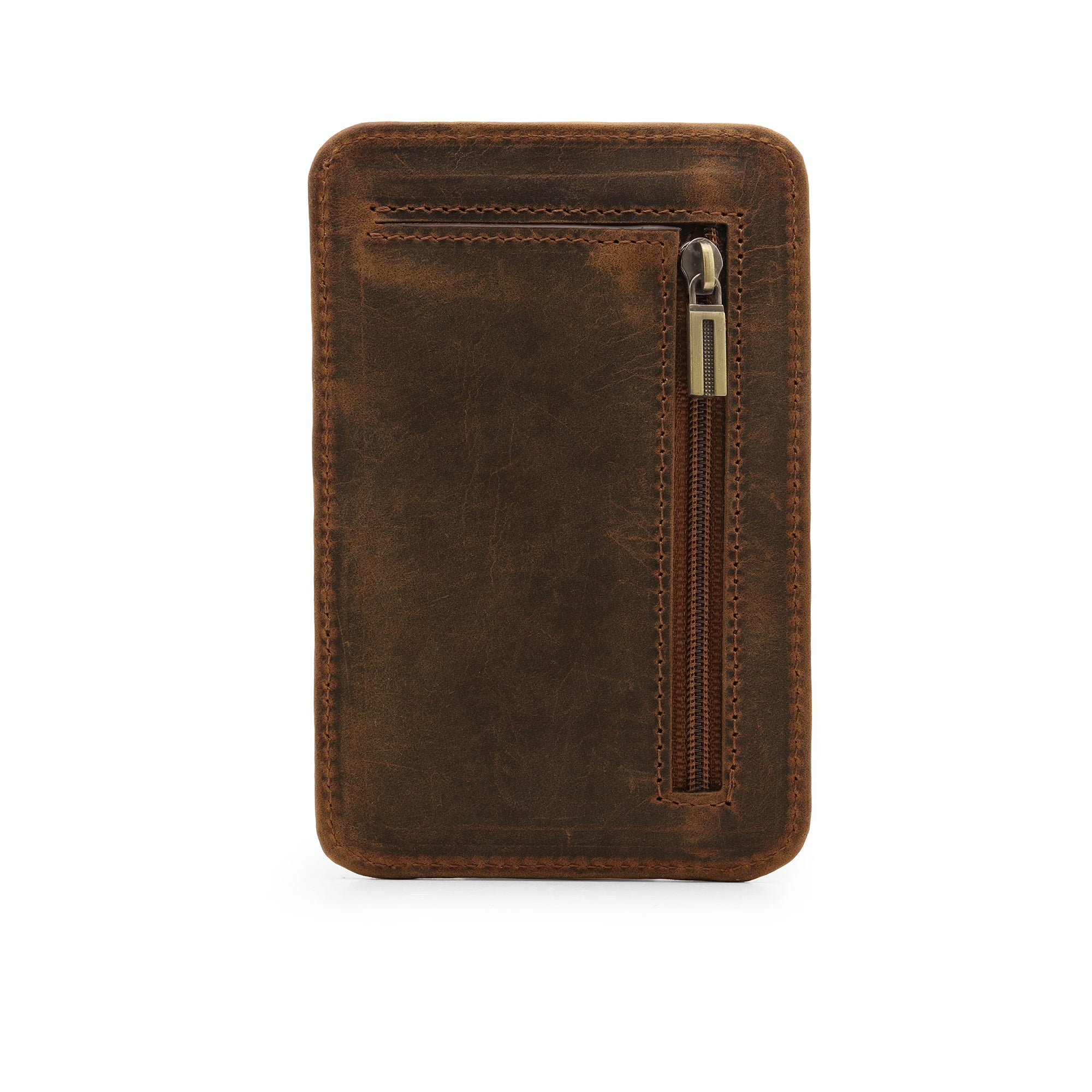 Canyon Leather Wallet - Cinnamon 1