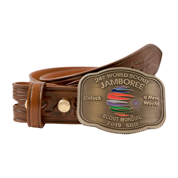 WJ19 BELT & BUCKLE, LIMITED
