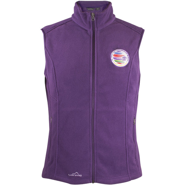 Eddie Bauer Fleece Vest for Ladies