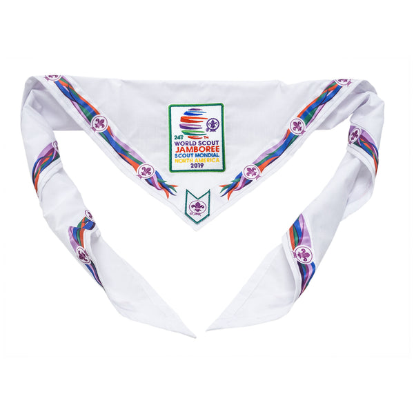WJ19 Souvenir Neckerchief English