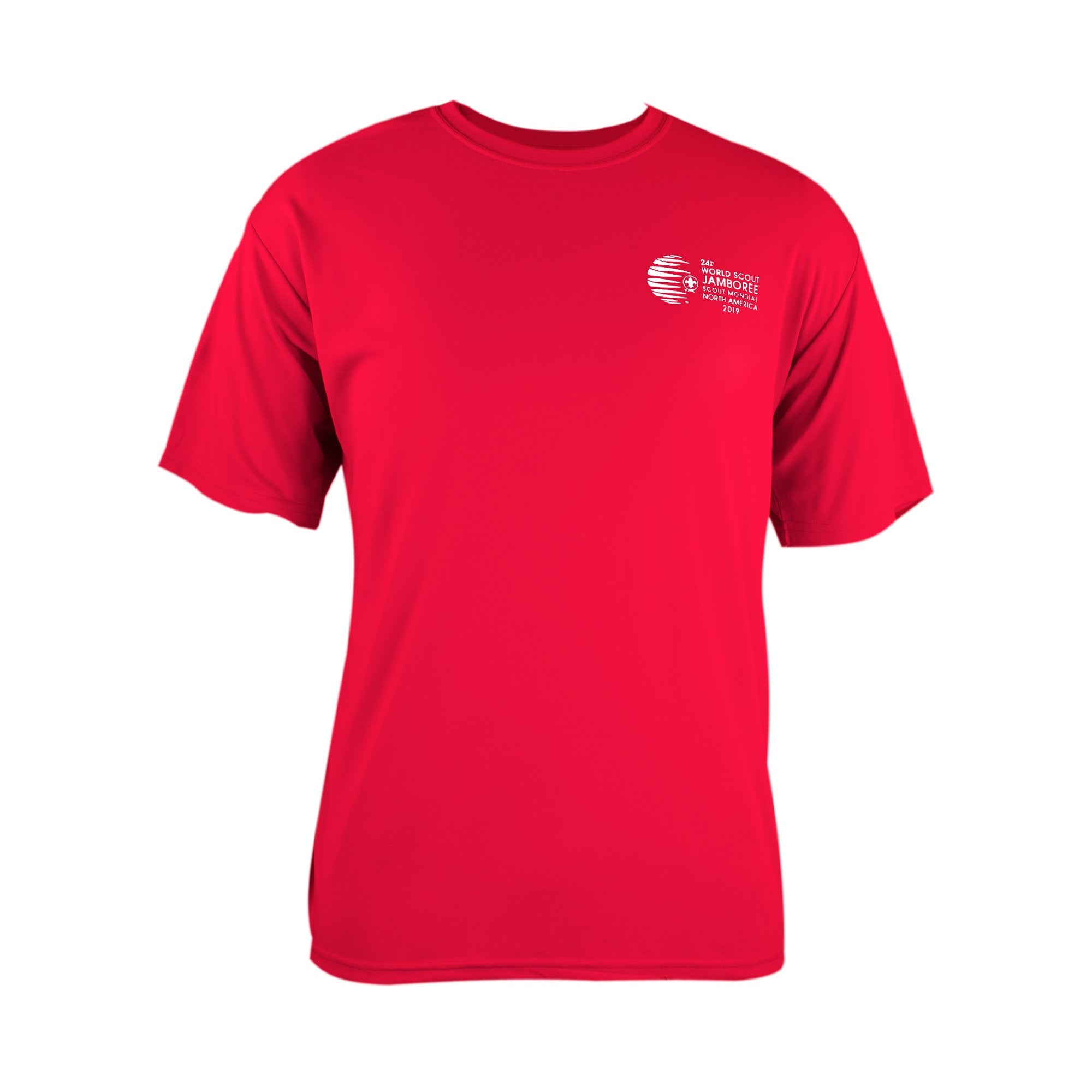 WJ19 Performance Short Sleeved Tee
