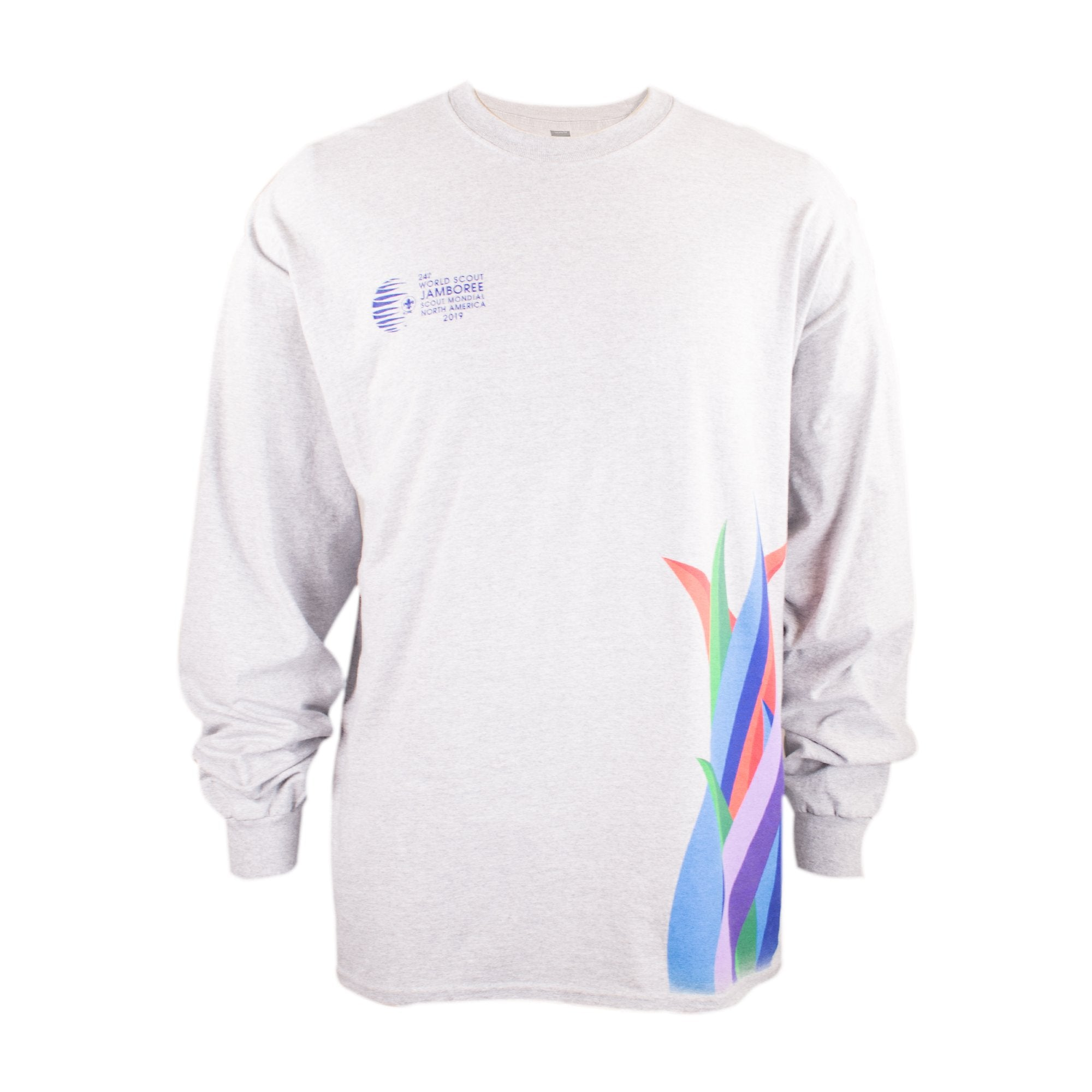 WJ19 LONG SLEEVED ADVENTURE TEE