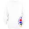 WJ19 LONG SLEEVED CREST WRAP  TEE