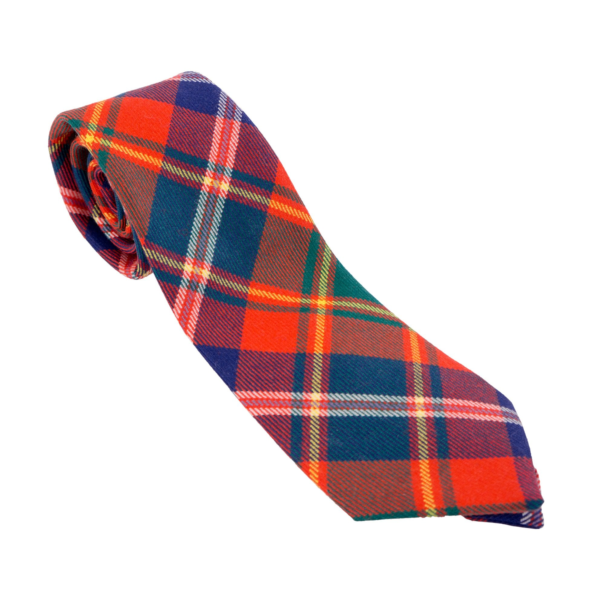 WSJ 19 Men's Long Tie