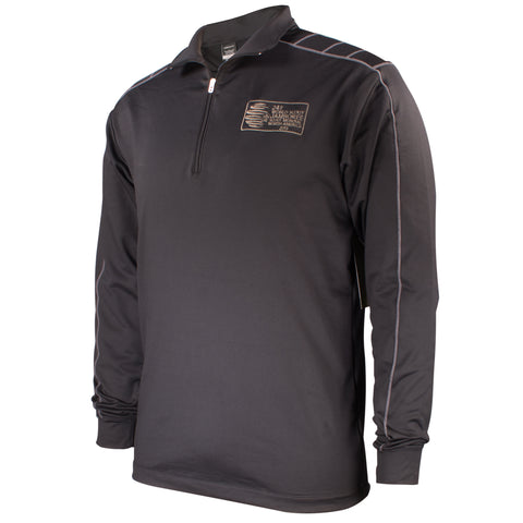 WJ19 Nike Dri-Fit Half Zip Shirt