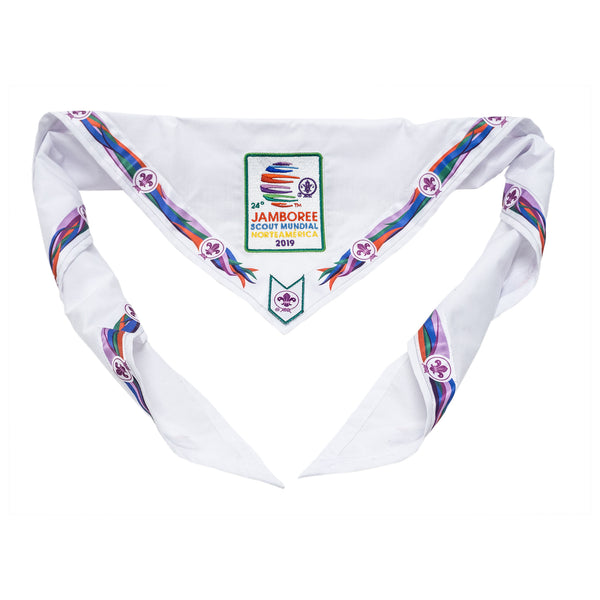WJ19 Souvenir Neckerchief Spanish