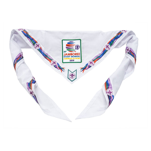 WJ19 Souvenir Neckerchief French