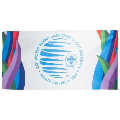 World Scout Jamboree Beach Towel