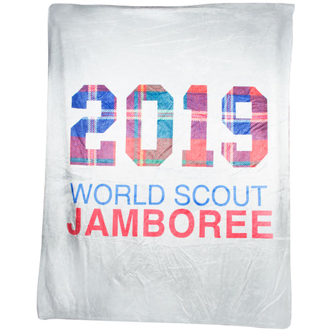 World Scout Jamboree Blanket