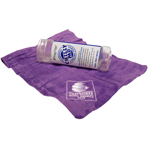 WJ19 Chilly Pad  Cooling Towel