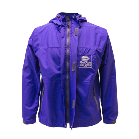 WJ19 Frogg Toggs Unisex Rain Jacket with WSJ Logo