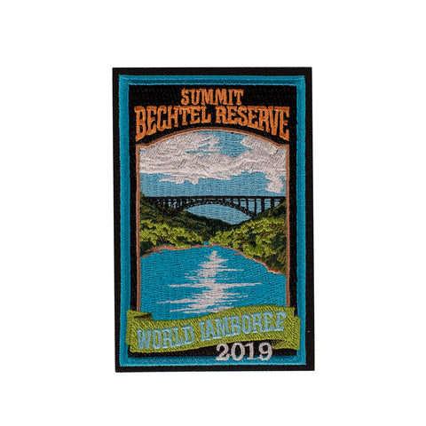 WJ19 Subcamp Series Patch - Summit Bechtel Reserve