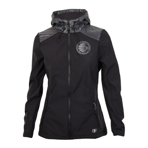 WJ19 OGIO Endurance Water Resistant Full Zip Jacket for Ladies
