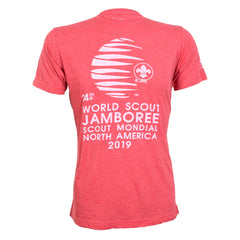 WJ19 SHORT SLEEVED T-SHIRT