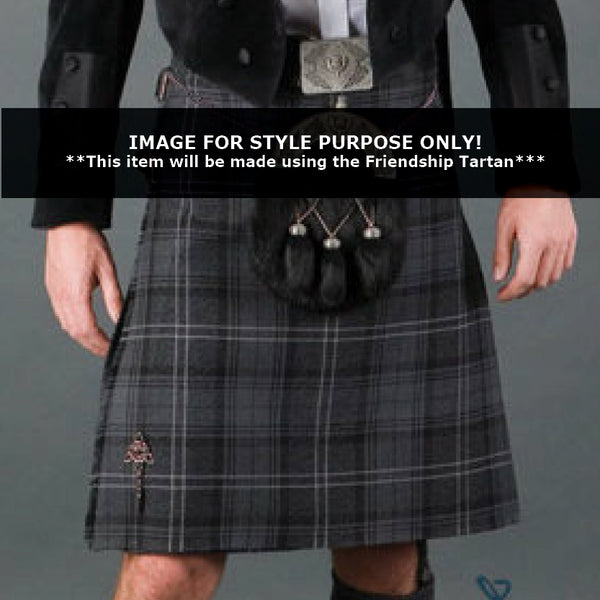 Custom Edinburgh Kilt