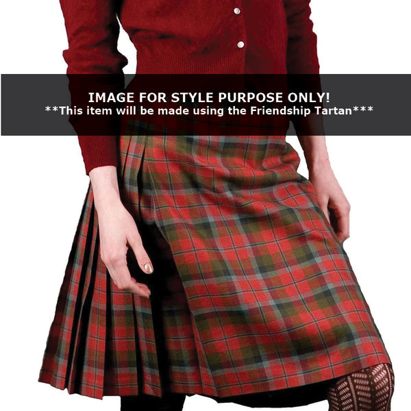 Custom Kilted Skirt