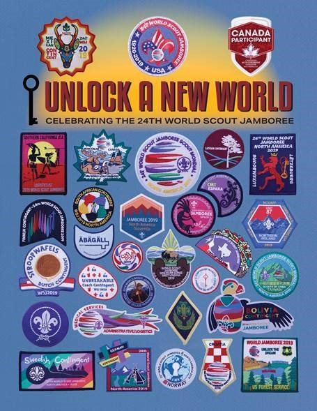 24th World Scout Jamboree Commemorative Book