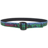 WJ19  Webbed Belt with Scenic Logo