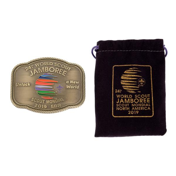 WJ19 Limited Edition Belt Buckle