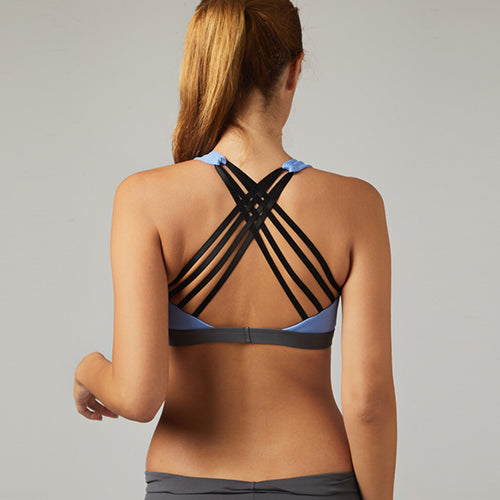 B.BANG Quick Dry Push Up Sports Bra