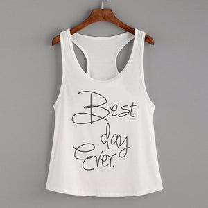"A4Y ""Best Day Ever"" Tank"
