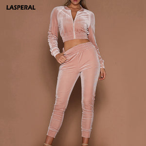 Lasperal Zippered Suit