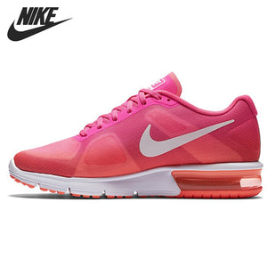 Original New Arrival 2017 NIKE AIR MAX SEQUENT Women's Running Shoes Sneakers