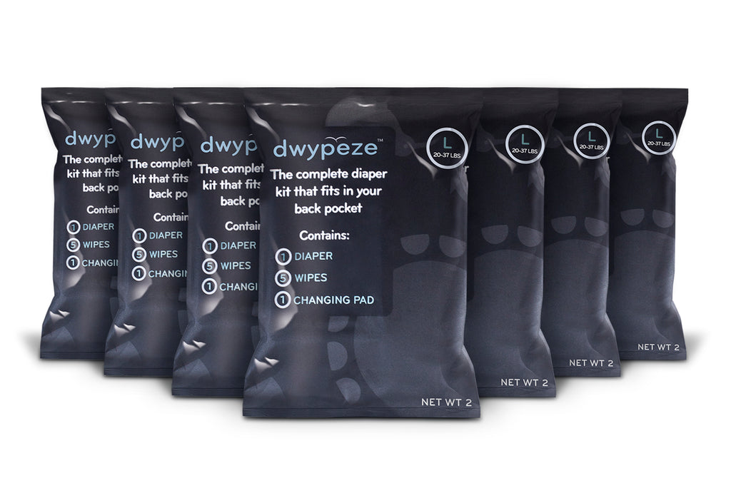 7 Packs of Dwypeze