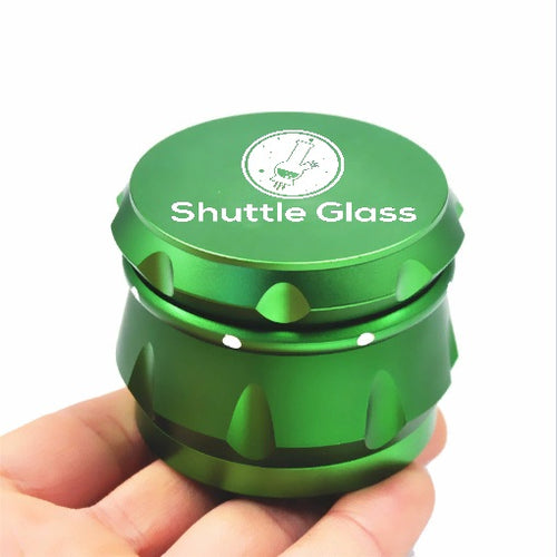 Shuttle Glass Grinder