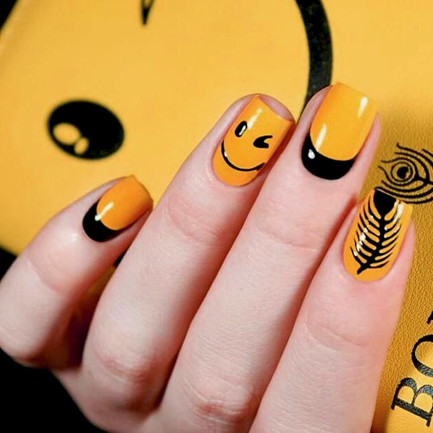 Keep Your Nails Smiling!